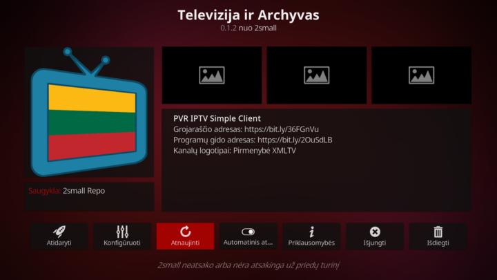 Priedas Televizija